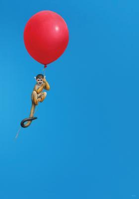Marcel Witte - Space Monkey