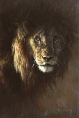 Dick van Heerde -leeuw